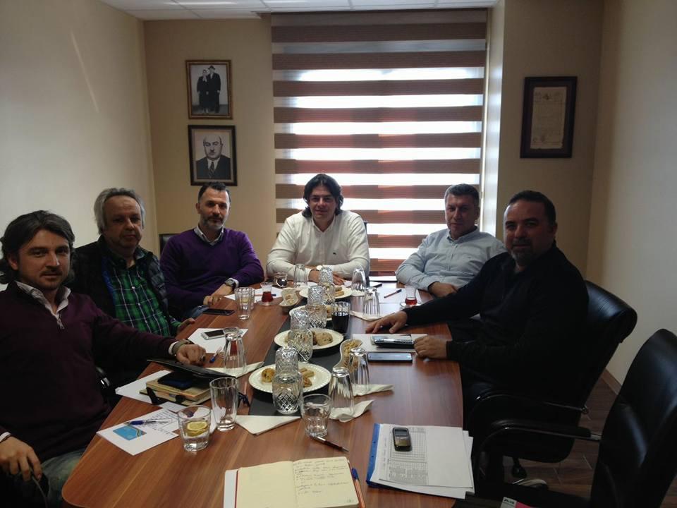 Adana Doğru Tarım Merkez Ofisinde 2. Yönetim Kurulu Toplantımız Yapıldı