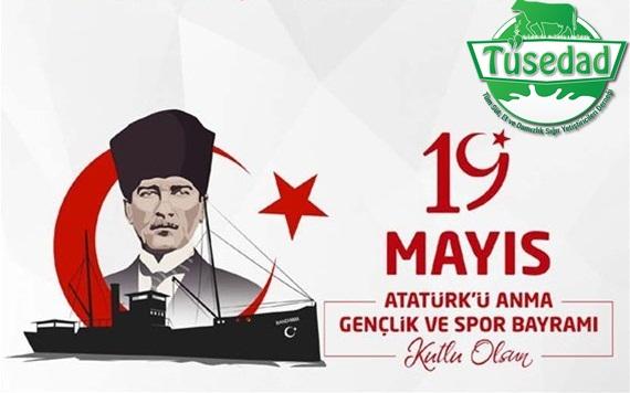19 Mayıs Gençlik ve Spor Bayramınız Kutlu olsun.