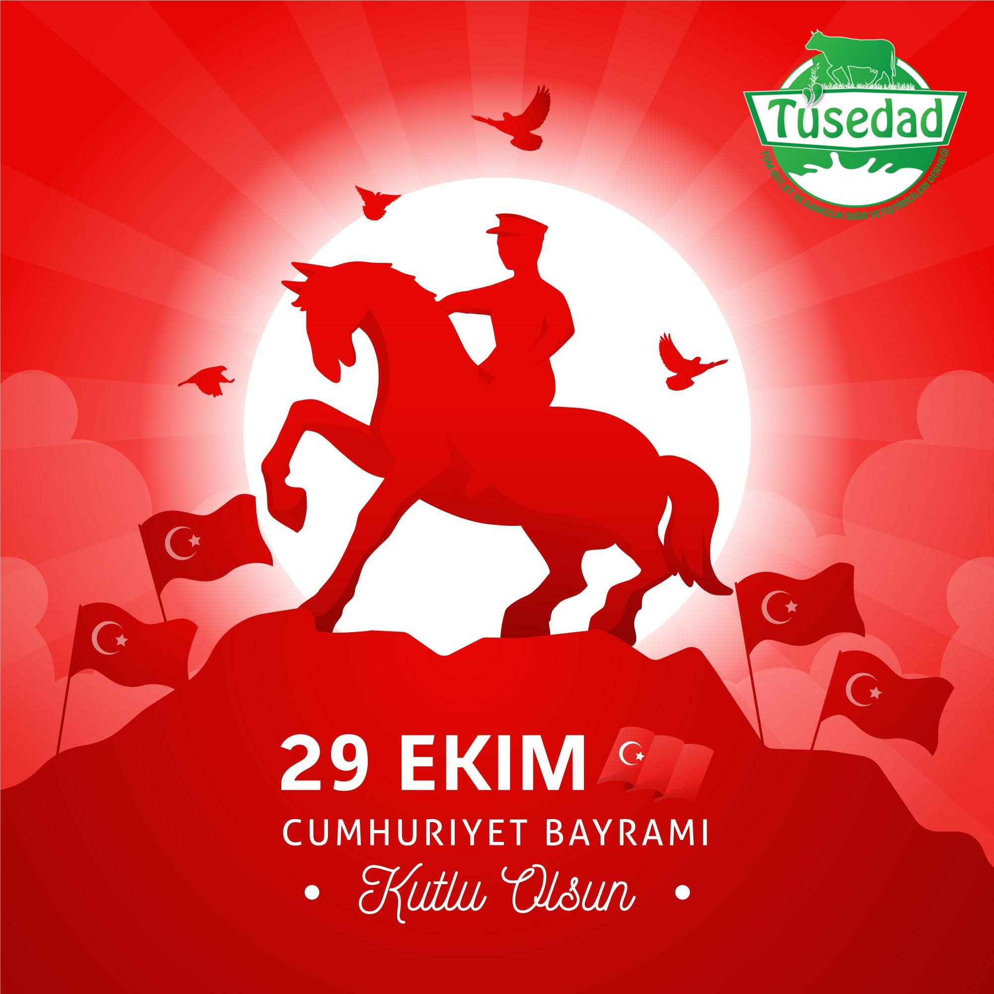 29 EKİM CUMHURİYET BAYRAMIMIZ KUTLU OLSUN !!!
